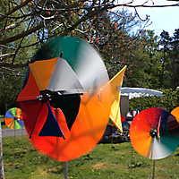 Windspielräder