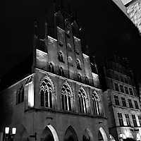 151121 • Nachtaufnahmen • Münster
