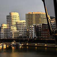 161022 • Medienhafen • Düsseldorf