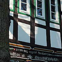 Altes Haus - Monika