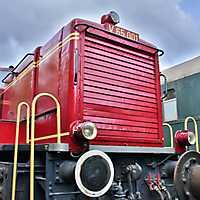 170423 • Zechenbahnhof • Piesberg
