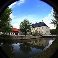 190428 • Glaskugel • Schloss Benkhausen