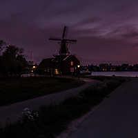 Zaanse Schans / Holland